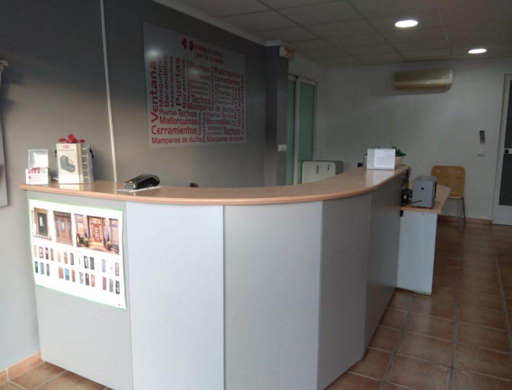 Oficinas Finestral