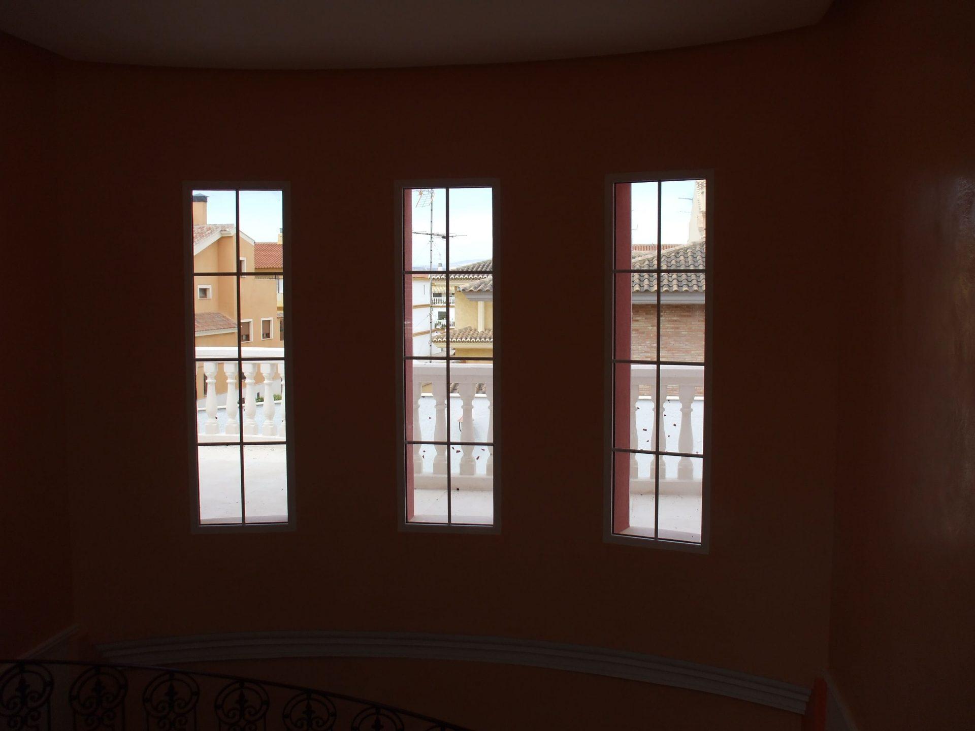Ventanas realizadas por finestral