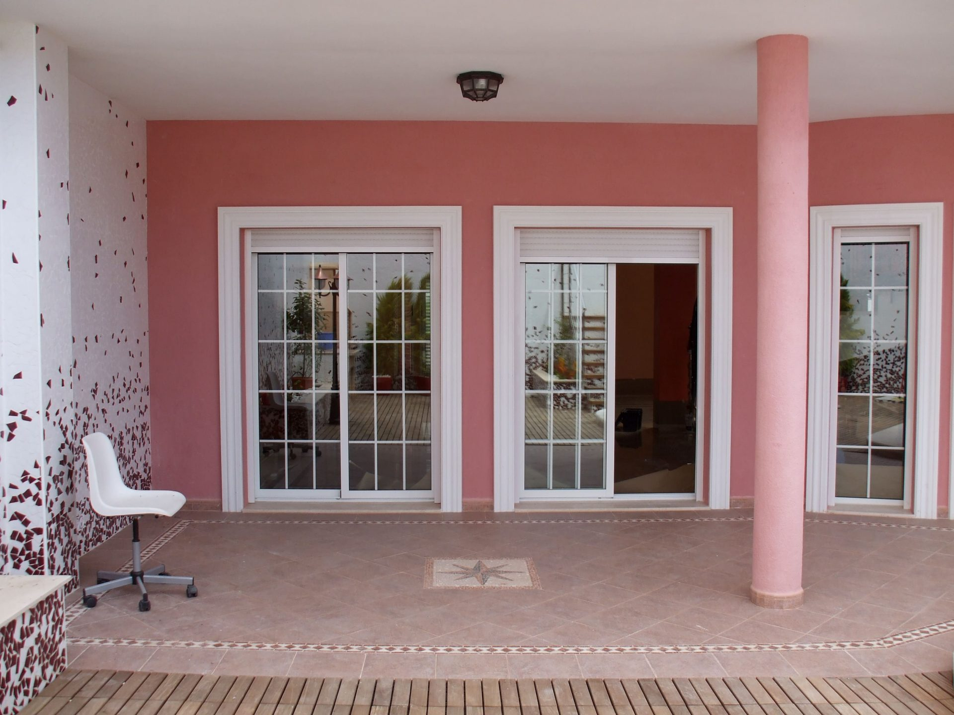 Balconeras realizadas por finestral
