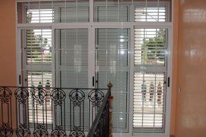 Balconeras y mallorquinas realizadas por finestral